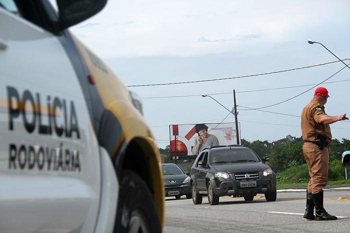 Acidentes e mortes diminuem no Paraná no feriado do Natal