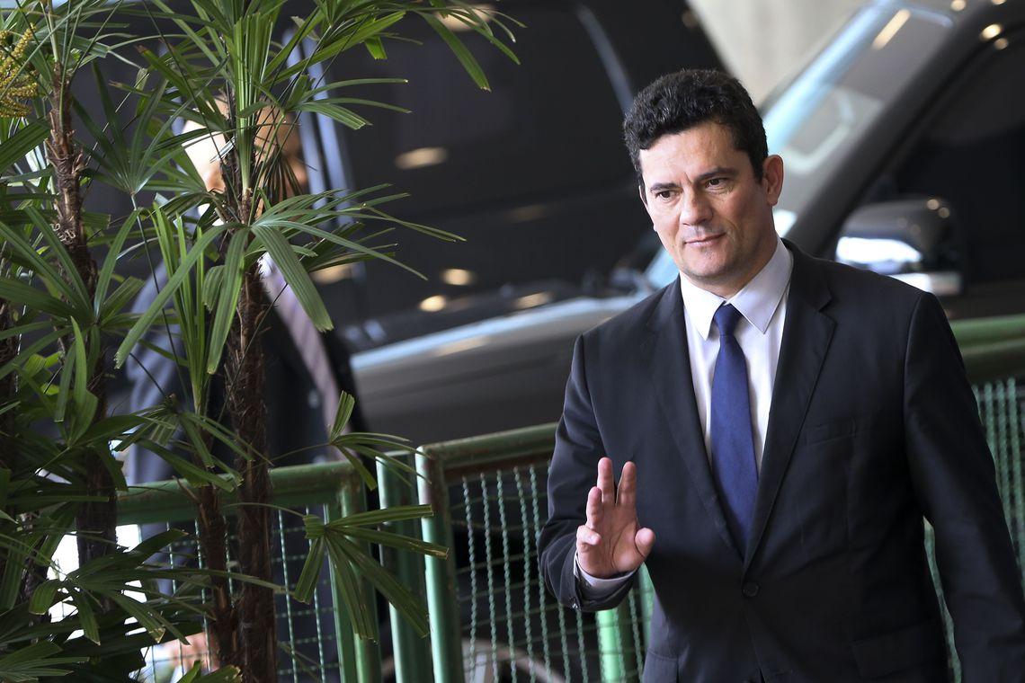 Sergio Moro anuncia novos nomes para o Ministério da Justiça e Segurança