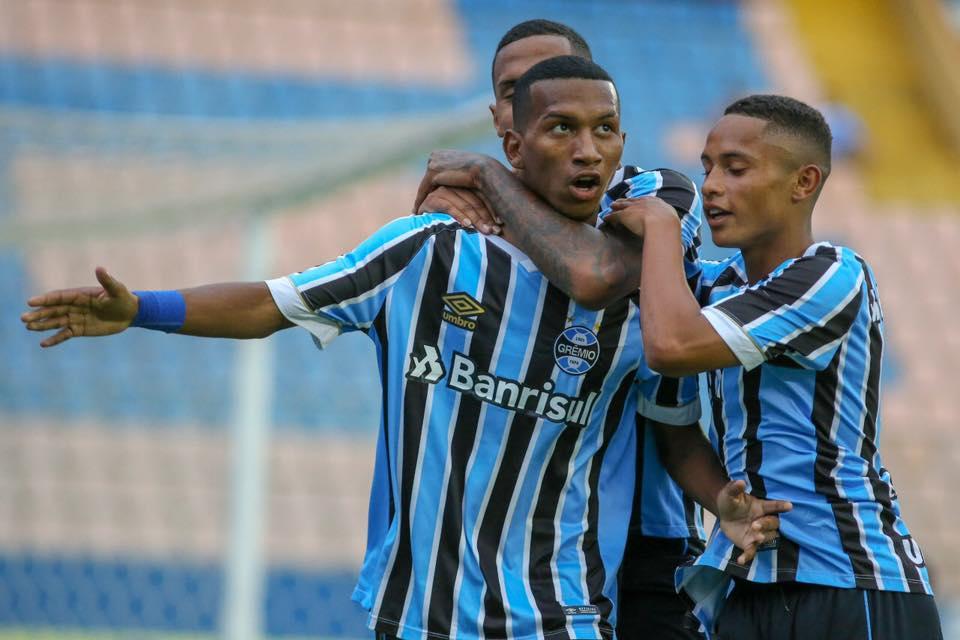 Fla, Grêmio e São Paulo goleiam em estreia na Copinha