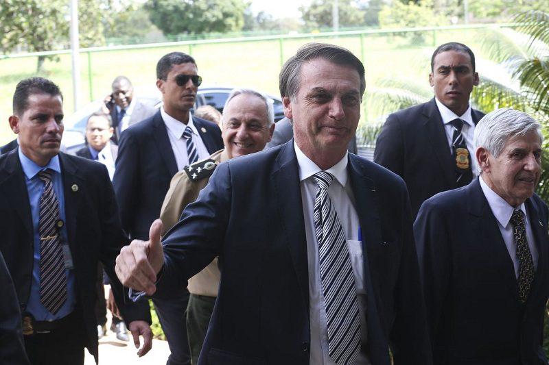 Bolsonaro assina Lei que institui Política Nacional da Erva-Mate