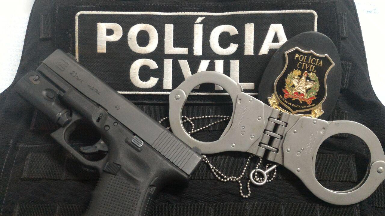 Polícia Civil de São João do Triunfo cumpre mandado de prisão