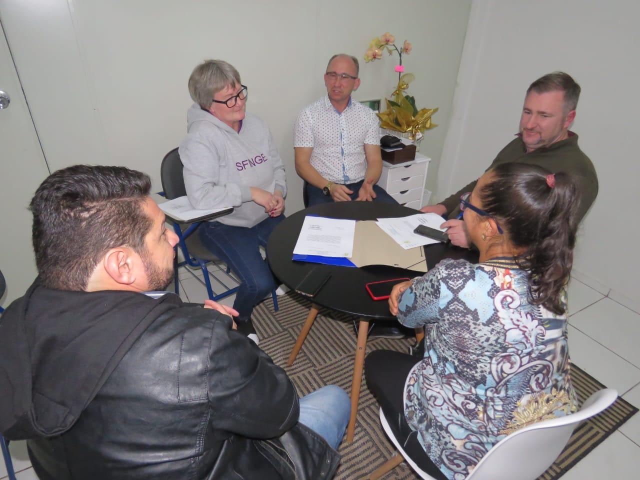Associação Sfinge Futsal de União da Vitória pede suporte de Bacil