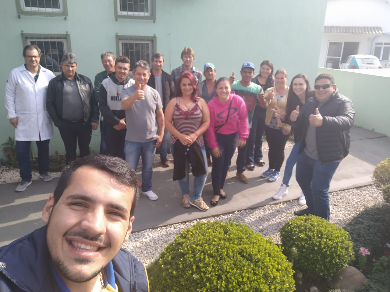 Parceria entre Paulo Fortes   e Rádio Cultura Sul promove  ação para doação de Sangue