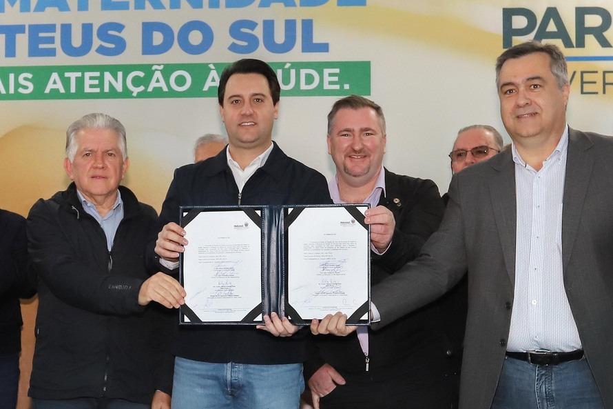 Assinada ordem de serviço.  Novo Hospital Paulo Fortes saiu do papel com liberação