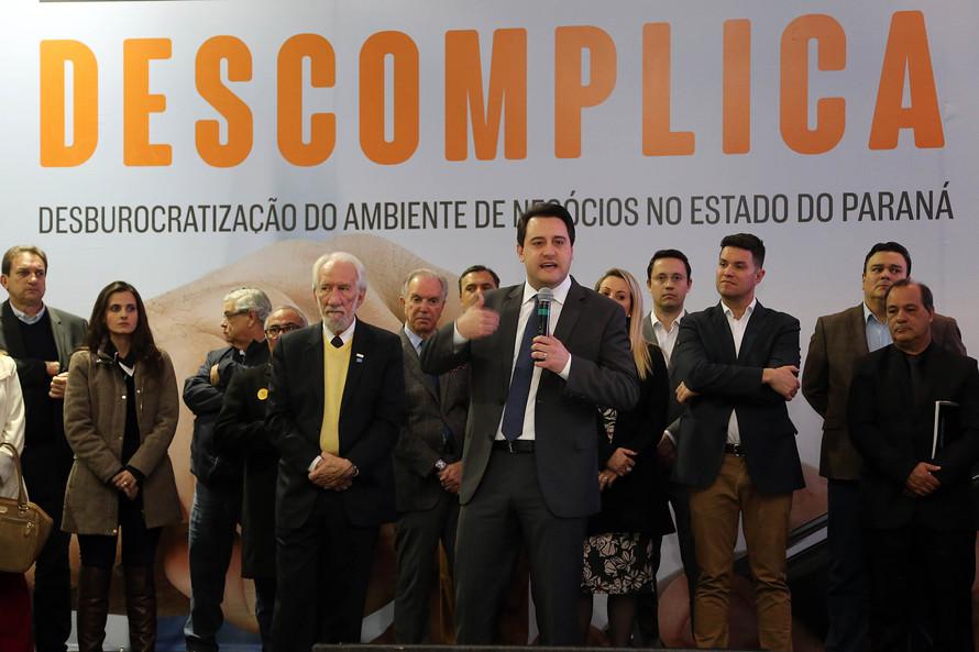Governador lança programa para agilizar abertura de novos negócios