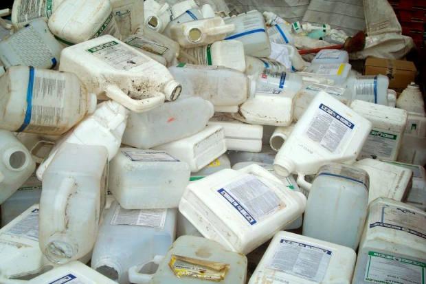 Paraná é modelo em reciclagem de embalagem de defensivos