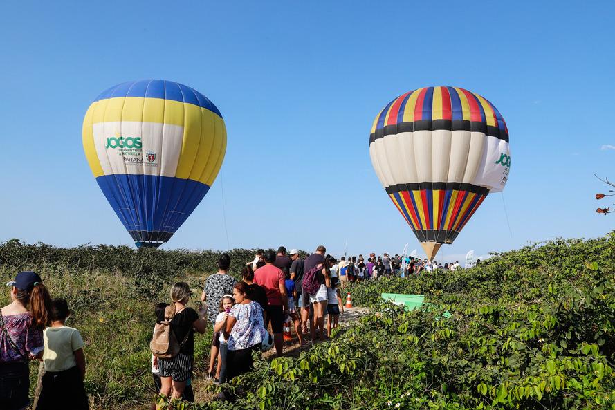 Paraná reforça fomento ao turismo com os Jogos de Aventura e Natureza