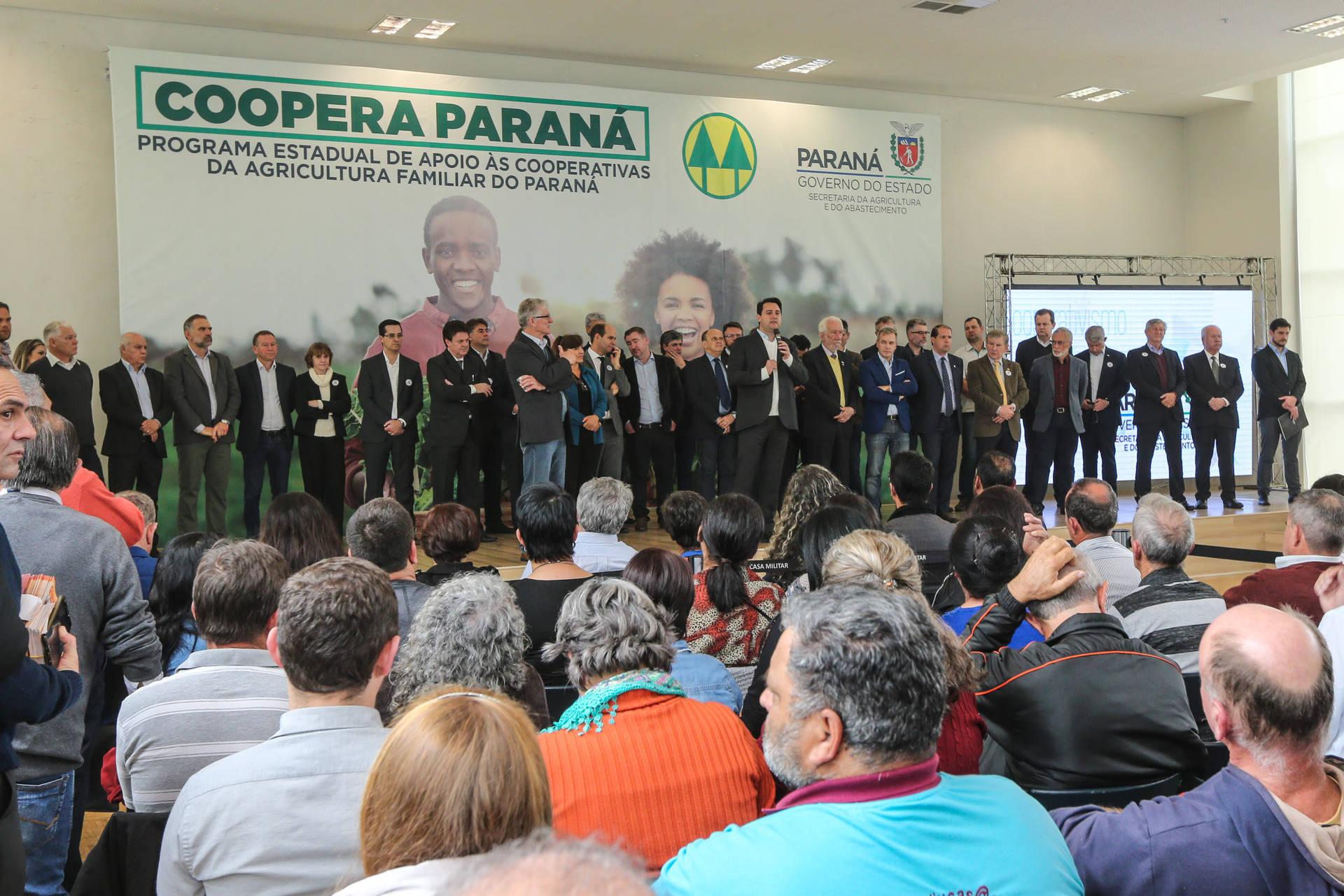 Estado reforça apoio ao cooperativismo da agricultura familiar