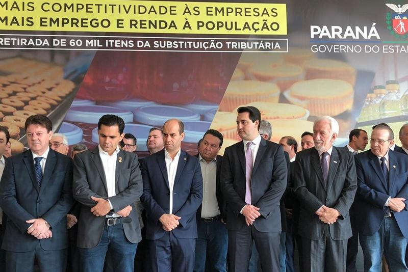 Deputado do setor de tecnologia e inovações, Bacil avalia decreto de substituição tributária no PR
