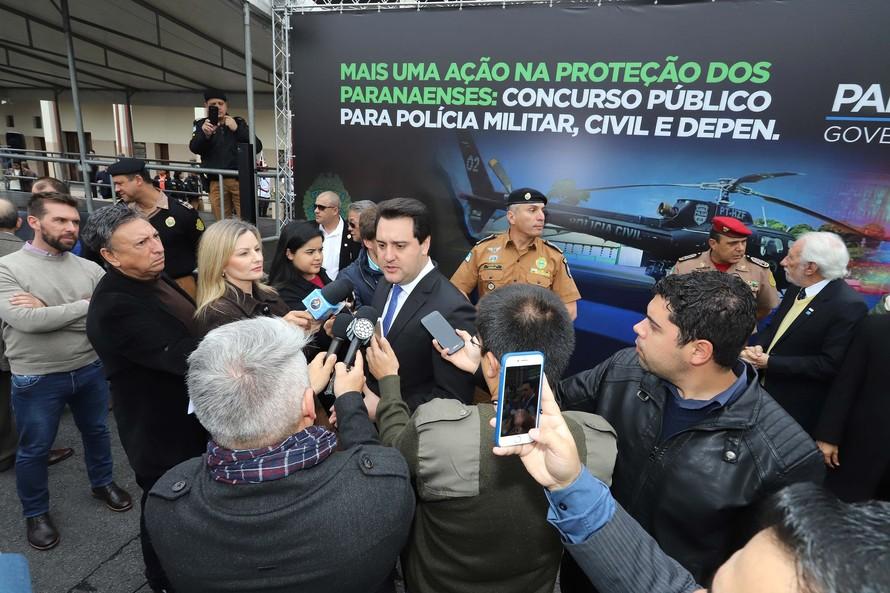 Governo autoriza contratação de 3.000 agentes de segurança pública