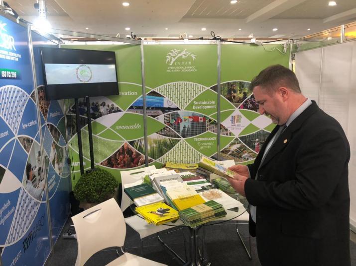 Deputado Emerson Bacil acompanha evento internacional com foco em manejo e sustentabilidade