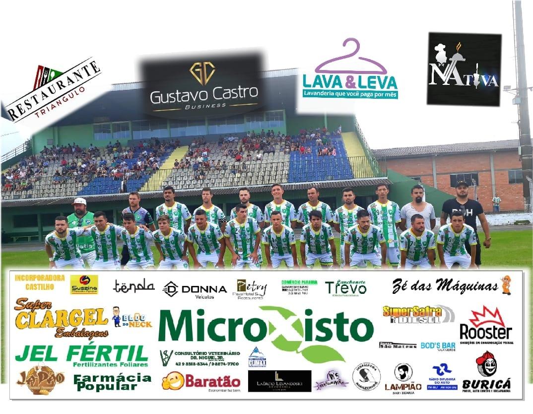 Em defesa do bicampeonato, time do Palmeiras do Rio das Pedras saí na frente na Taça Planalto