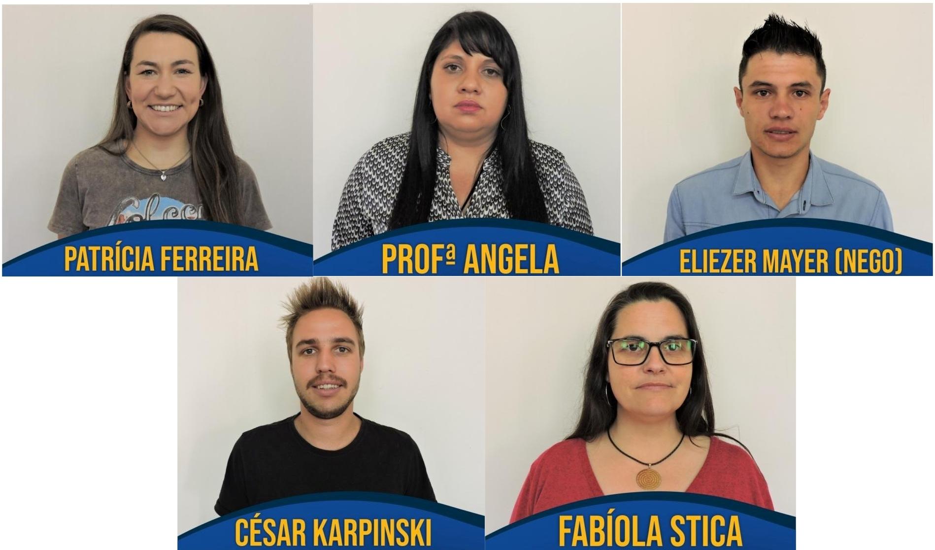 Divulgados os cinco novos conselheiros tutelares eleitos em São Mateus do Sul