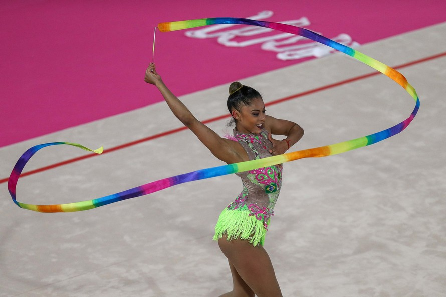 Cinco atletas do Paraná estão entre os 56 melhores do Brasil