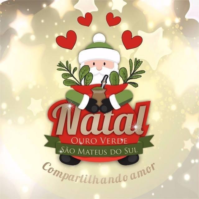 """""""Desfile dos Noéis"""" marca início do Natal Ouro Verde em São Mateus do Sul"""