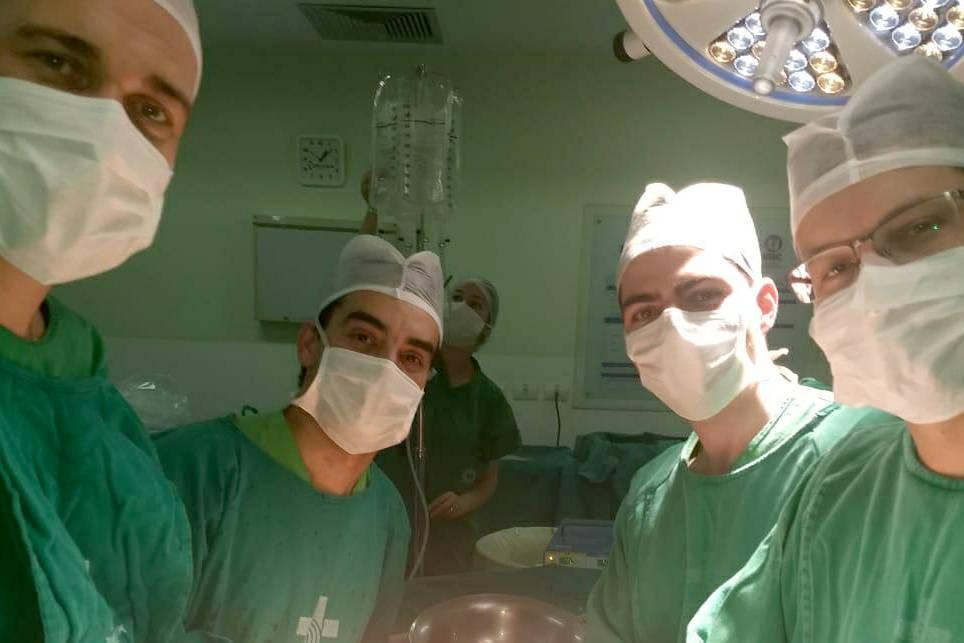 Homem recebe primeiro transplante de pulmão no Paraná