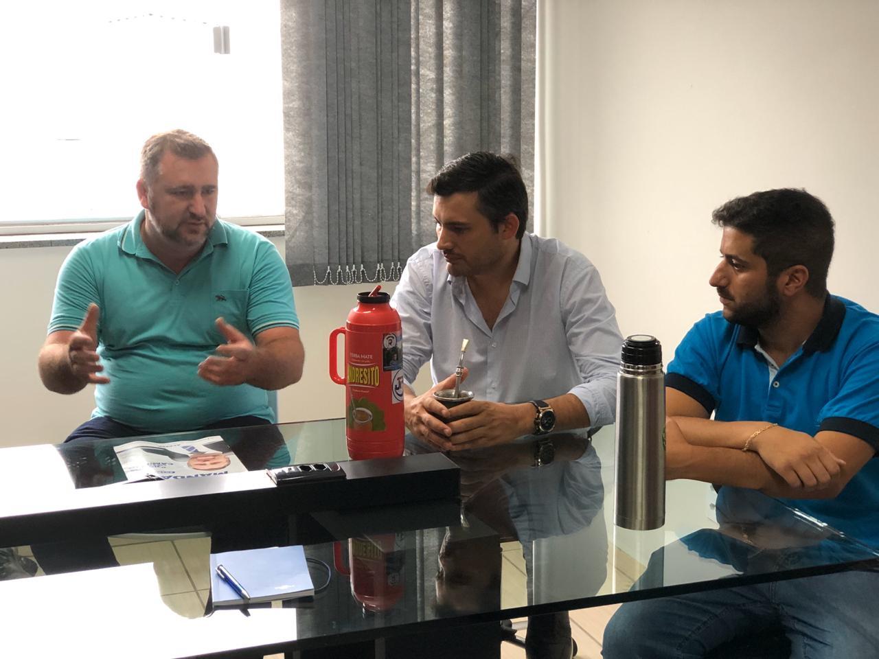 Emerson Bacil coordena agenda do Mercosul sobre erva-mate em São Mateus do Sul