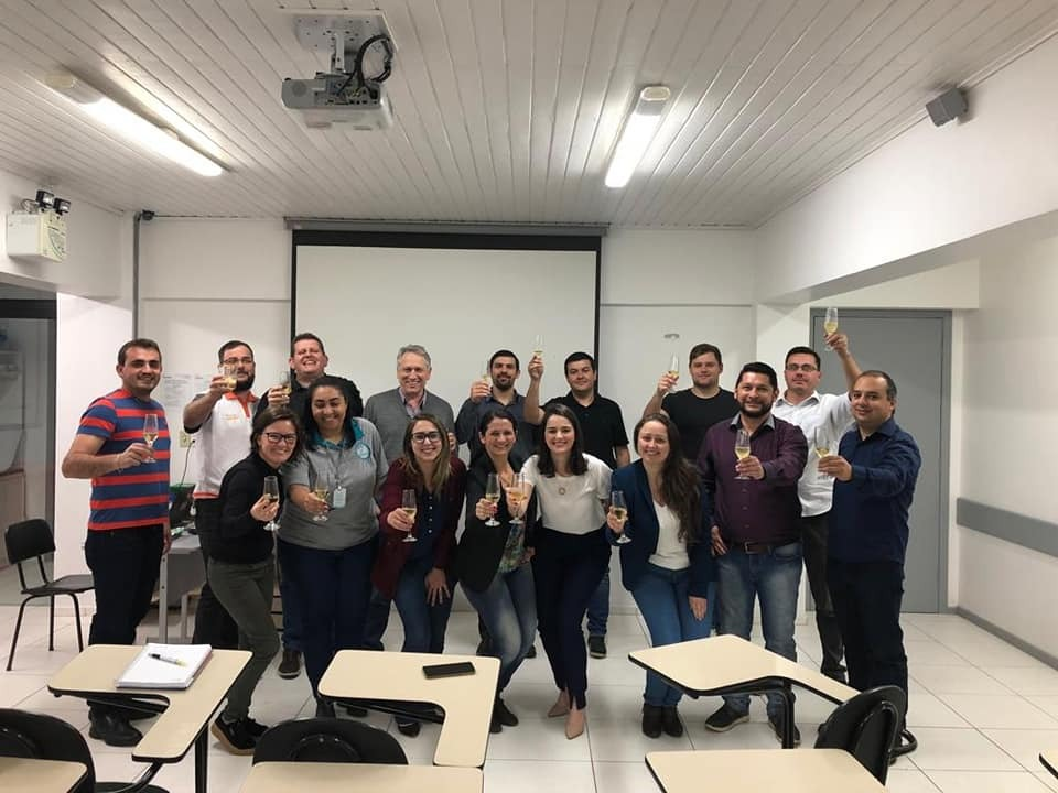 ACIASMS prega otimismo e mostra, em números positivos, geração de empregos em São Mateus do Sul