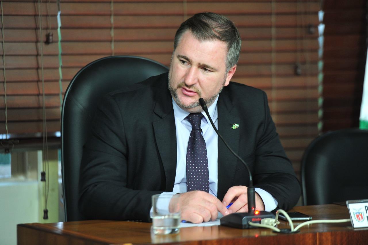 'Discutir propostas e ações para desenvolver o Sudeste', propõe Bacil em Audiência