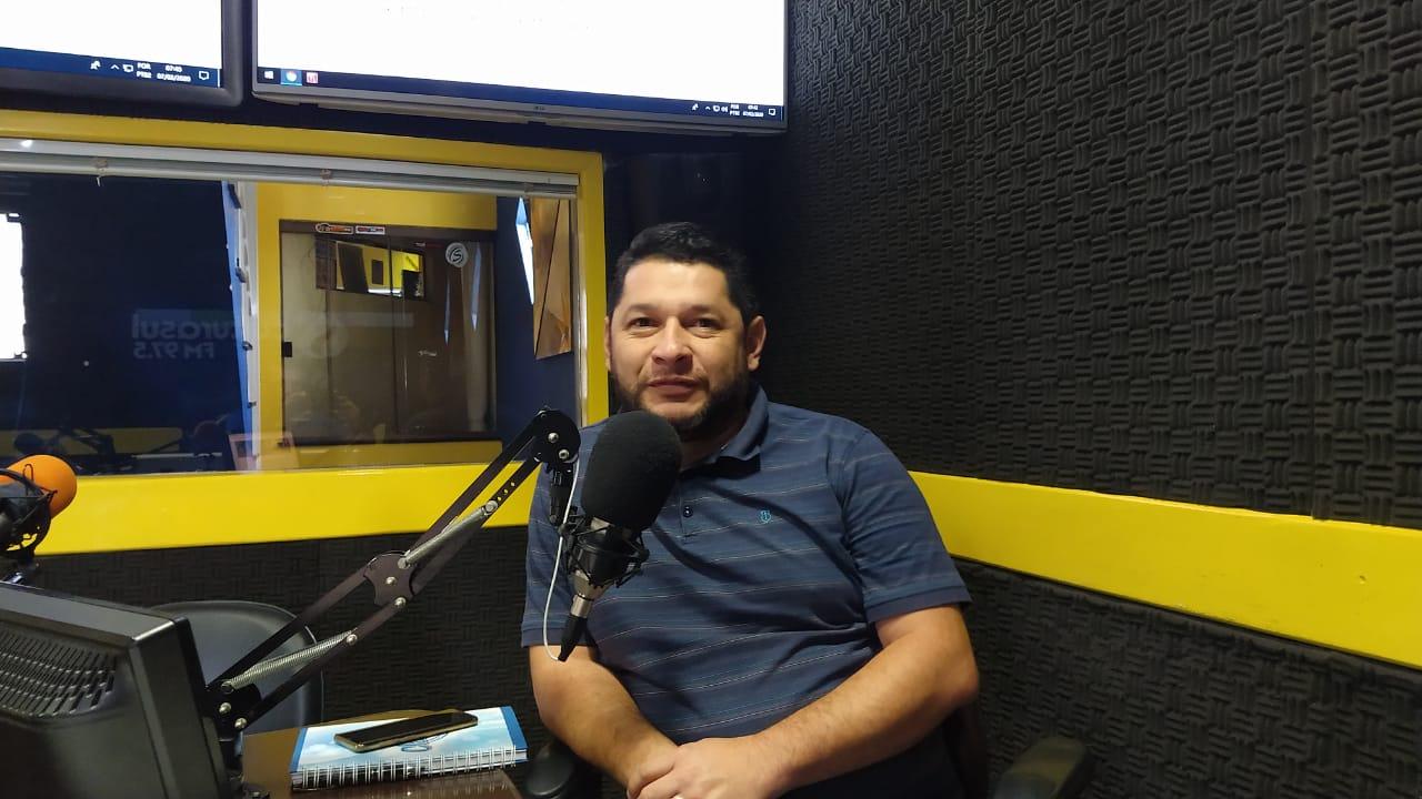 Podcast: Luciano Castilho, presidente da ACIASMS, fala sobre geração de empregos em São Mateus do Sul