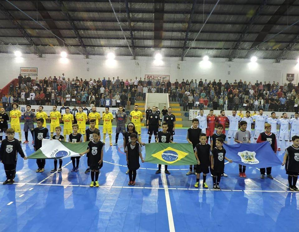 São Mateus Futsal realizará segundo amistoso no sábado (7)