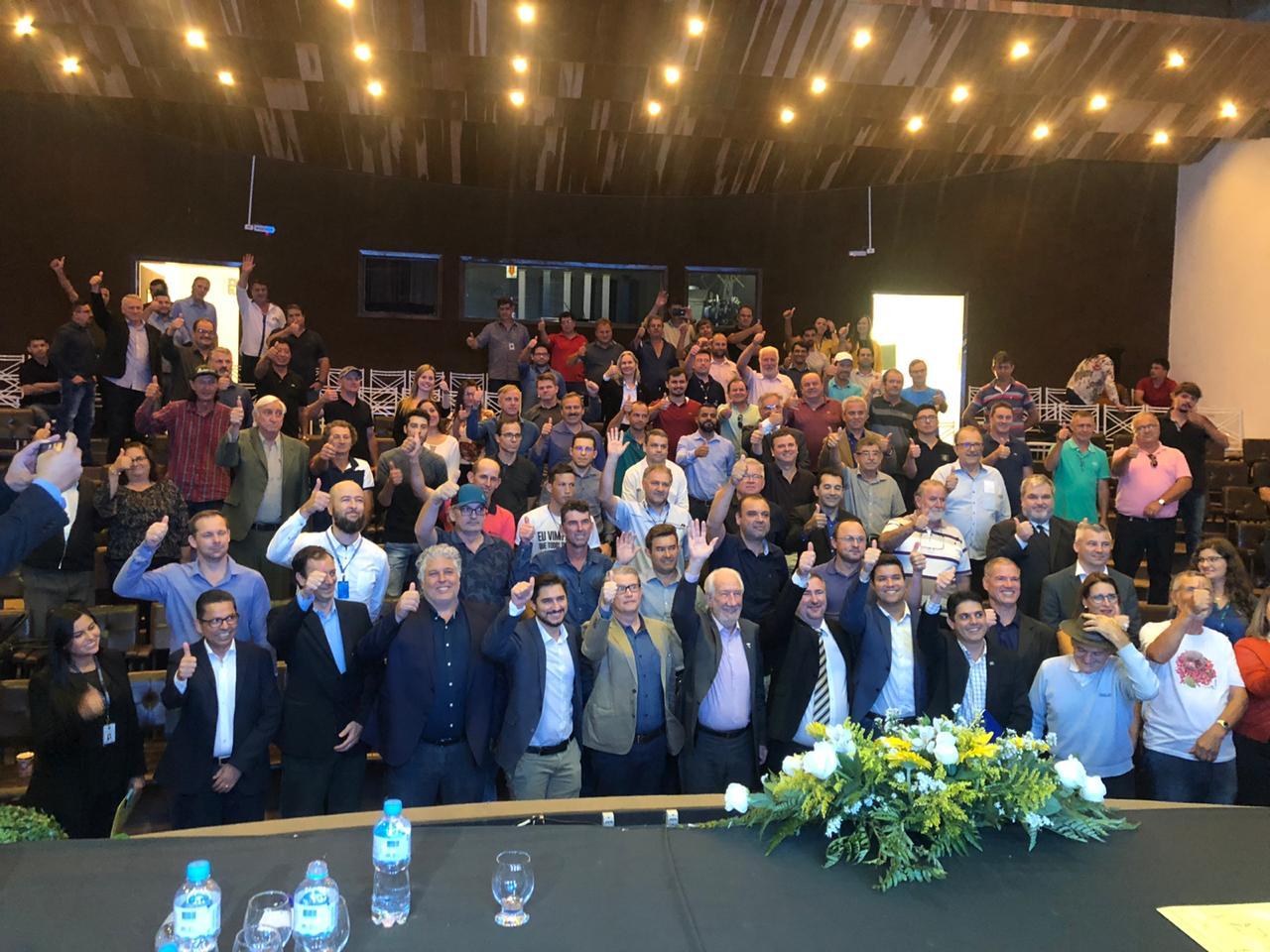 Audiência pública em São Mateus do Sul reúne autoridades locais e do Governo do Estado para discutir potencialidades na região