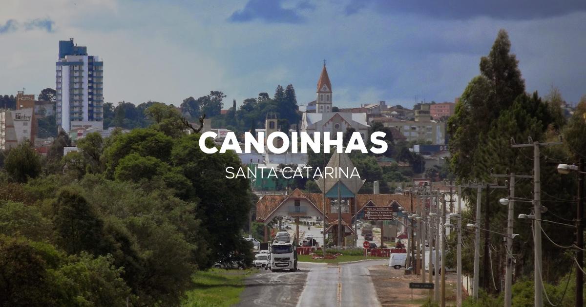 Canoinhas respeita decreto estadual e comércios serão fechados
