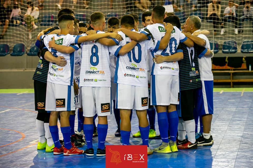 Em jogo teste São Mateus Futsal é derrotado em casa.