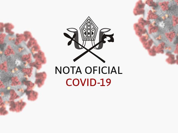 Coronavírus: diocese de União da Vitória suspende atividades paroquiais