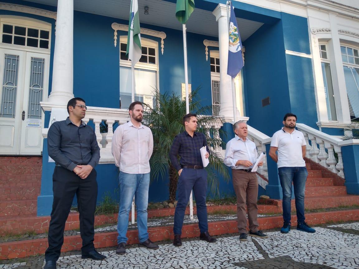 URGENTE: Comércio de São Mateus do Sul será fechado às 00h00