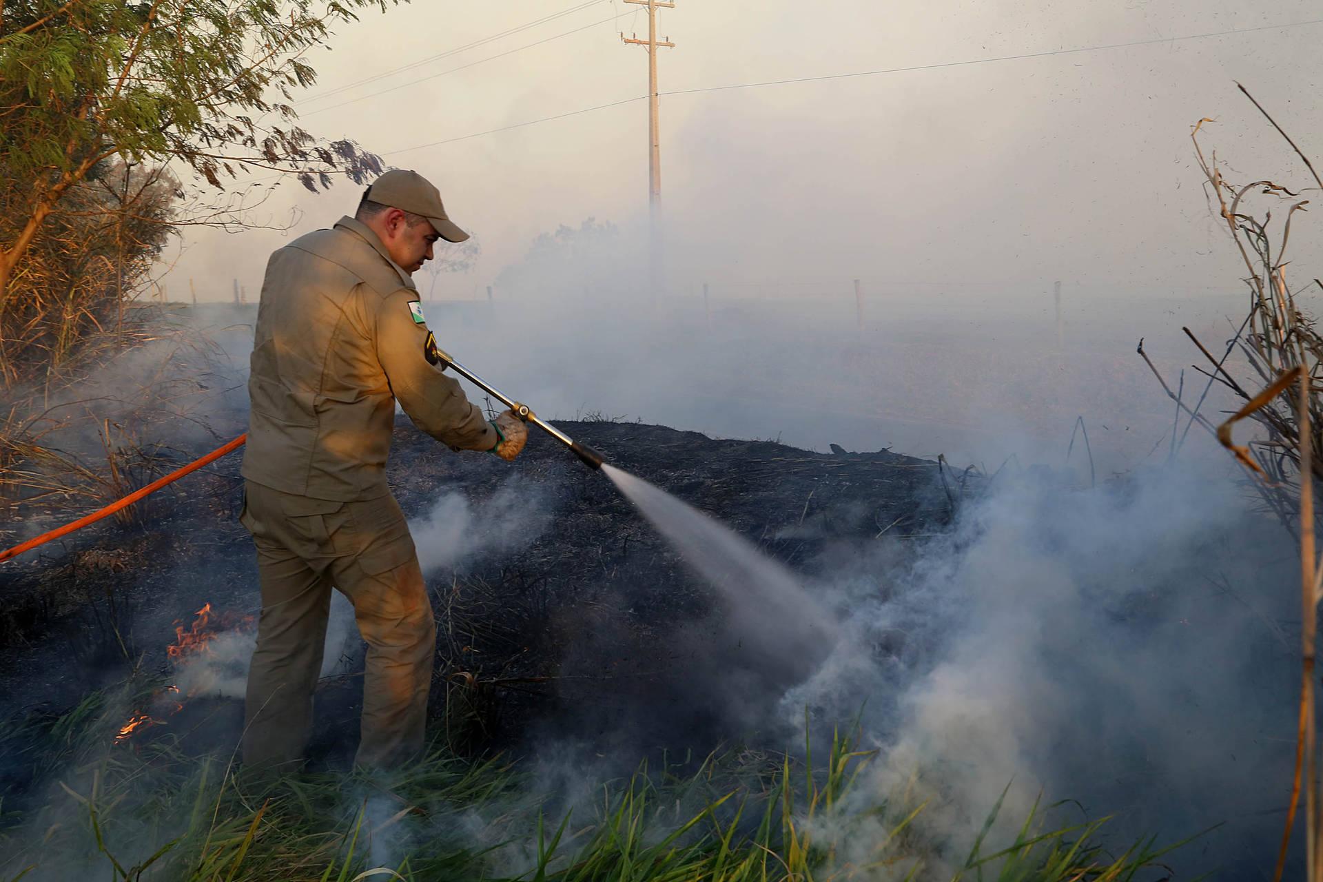 ALERTA: Número de queimadas aumenta na região