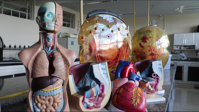 Curso técnico de enfermagem no Colégio São Mateus em 2021