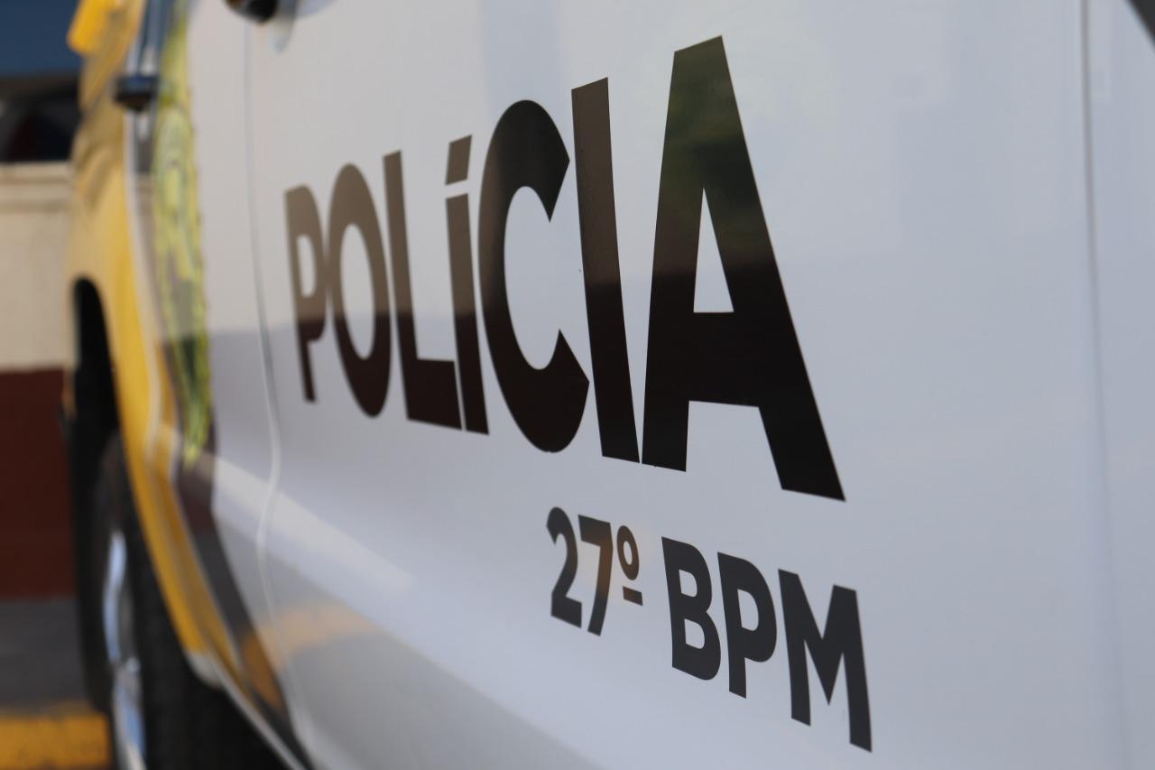 PM flagra motoqueiro sem capacete, bêbado e com moto sem placa em São Mateus do Sul