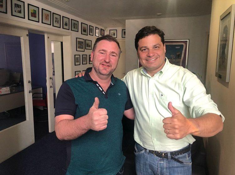 Podcast: Entrevista com Sandro Alex, Secretário de Infraestrutura e Logística do Paraná