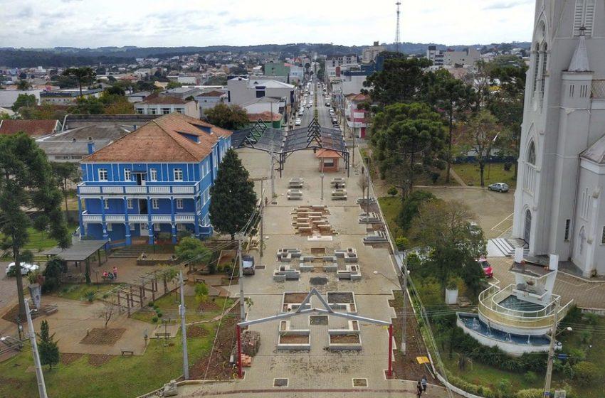 Rua do Mate valoriza a cultura e a produção de São Mateus do Sul