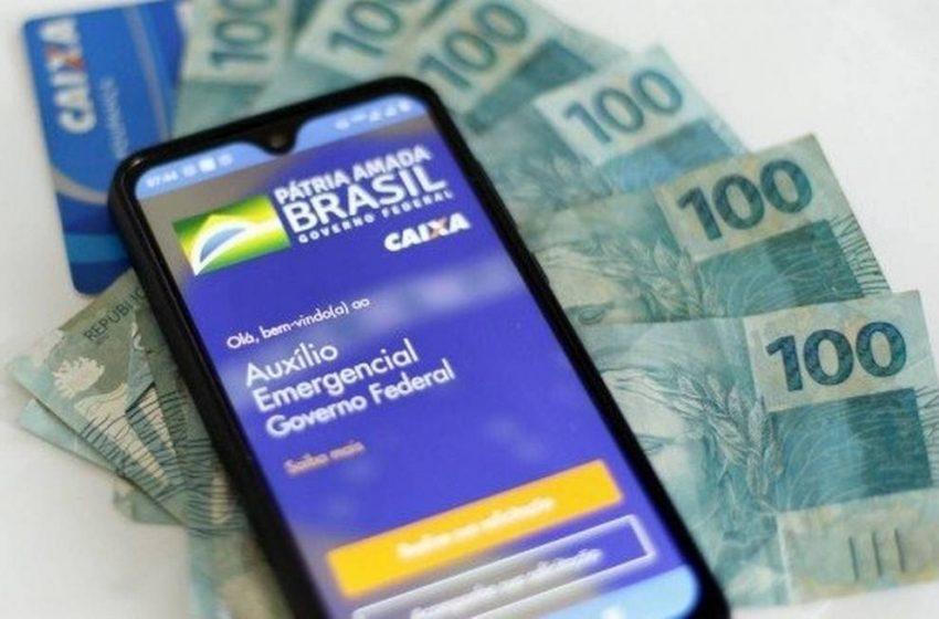 Auxílio emergencial deve voltar com parcelas de R$ 250,00 reais