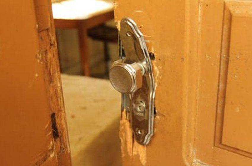 Casas são invadidas e furtadas em São Mateus do Sul