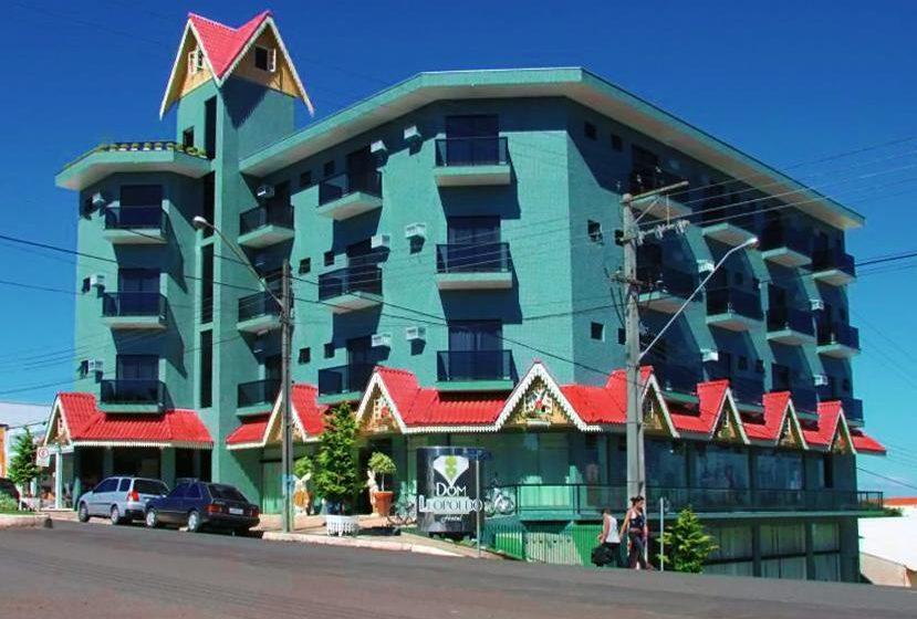 Hotel Dom Leopoldo completa 13 anos, sendo referência na região
