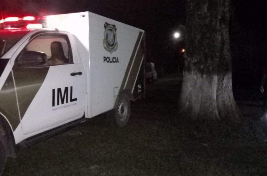 Queda de andaime causa morte no interior de São Mateus do Sul