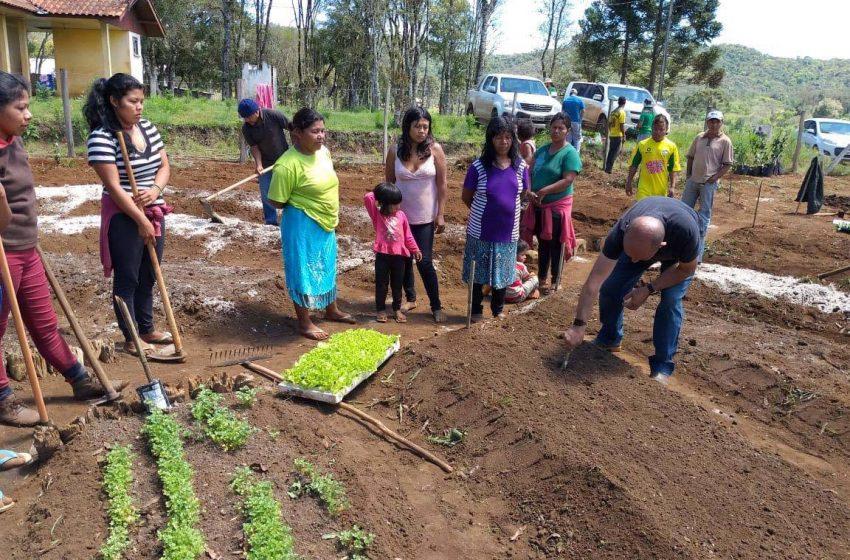 Projeto desenvolverá ações coletivas com famílias rurais