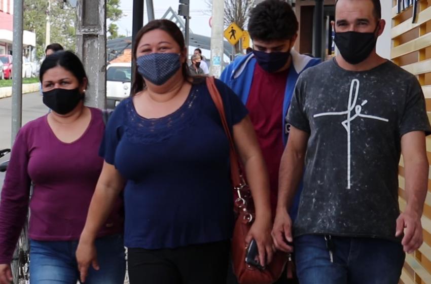 CORONAVÍRUS: São Mateus do Sul