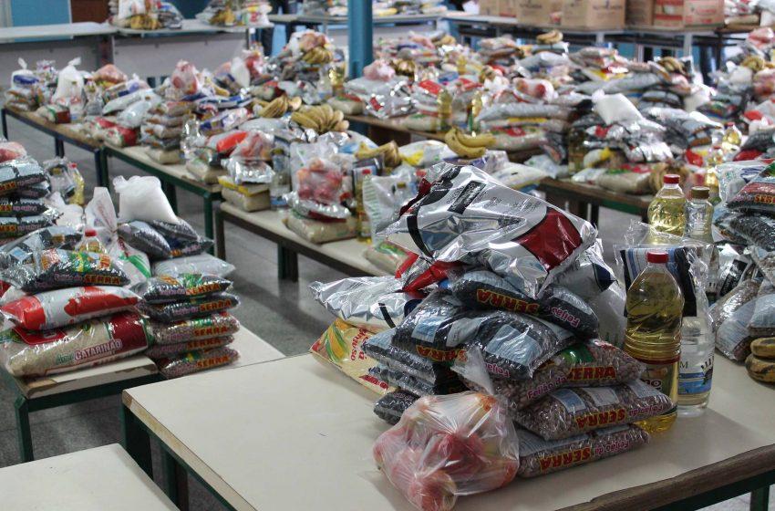 Escolas vão entregar kits de merendas nesta sexta-feira