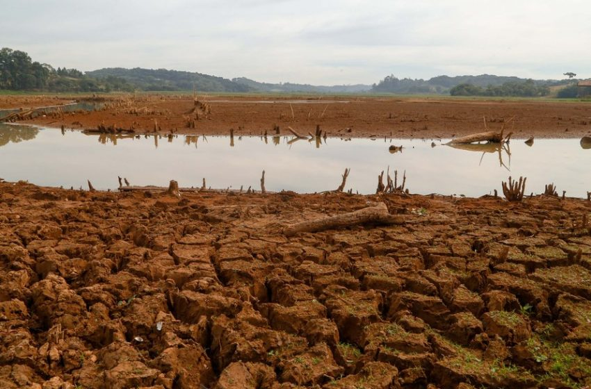 Estiagem no Paraná pode perdurar até fevereiro do ano que vem