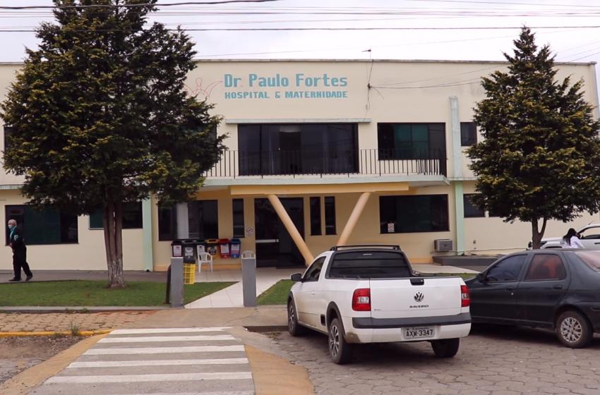 Convênio do Hospital de São Mateus do Sul com a Copel