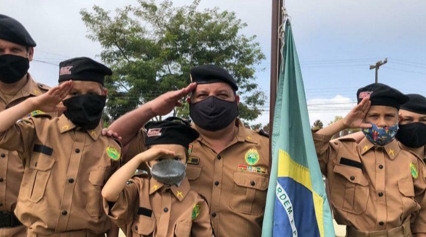 Polícia Militar realiza sonho de crianças em União da Vitória