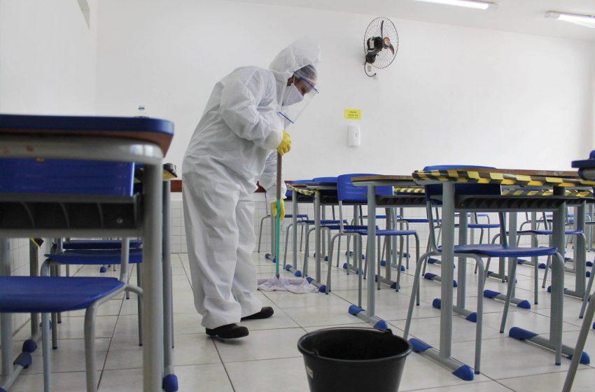 Governo autoriza o retorno de atividades extracurriculares presenciais nas escolas no Paraná