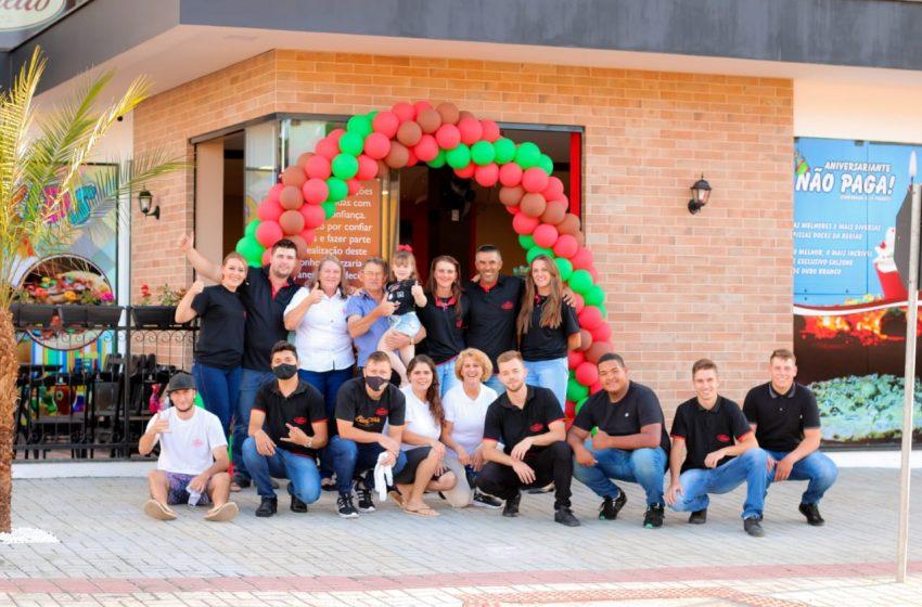 Pizzaria Pyanetto inaugura novo espaço em São Mateus do Sul