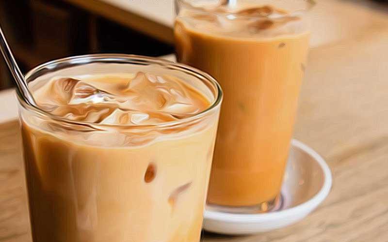 Receita de Café Gelado com Chocolate