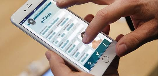 Eleitor poderá justificar ausência pelo celular