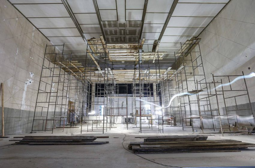Histórico Cine Teatro de Palmeira ganha revitalização completa